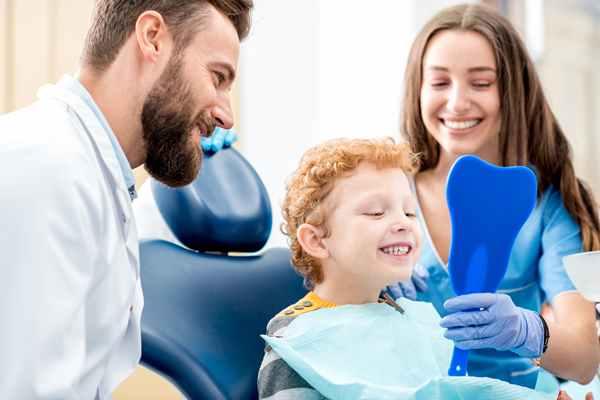Jak przygotować dziecko na pierwszą wizytę u dentysty?